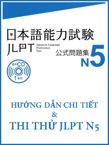 Thi thu JLPT N5
