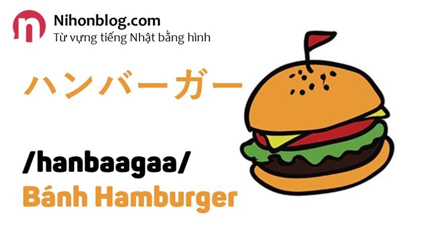 hanbaagaa-hamburger